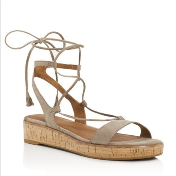 5fa021f3cb Frye Shoes | Miranda Gladiator Sandal Size 9 | Poshmark